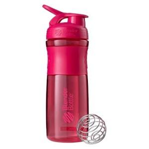 Blender Bottle SportMixer Shaker | Botol Pebble Pink
