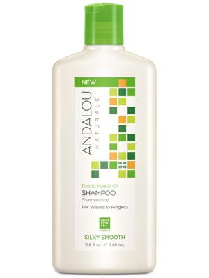 Andalou Exotic Marula Oil Silky Smooth Shampoo