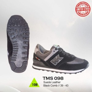 Sepatu Gunung / Hiking / Boot / Adventure Pria - TMS 098