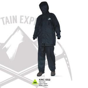 Mantel Rain Coat Gunung / Hiking / Adventure Trekking  - KRC 002