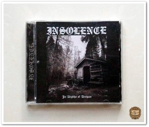 INSOLENCE - In The Depths Of Despair ( EP )