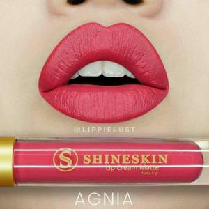 Shineskin Lip matte agnia