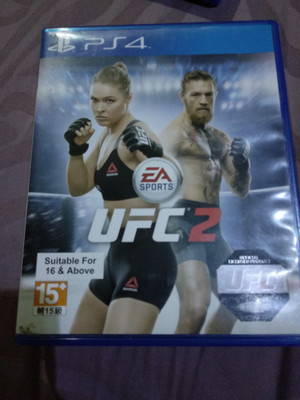 Game Playstation 4 PS 4 UFC 2 REGION 3