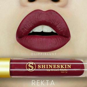 Shineskin Lip matte rekta
