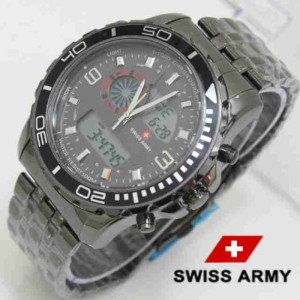 SWISS ARMY 1101 FULL BLACK