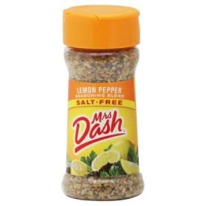 Mrs. Dash Lemon Pepper Salt Free Seasoning Blend Bumbu Bebas Garam
