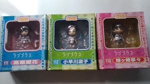 Nendoroid Love Plus Set [ Manaka, Nene, Rinko ]