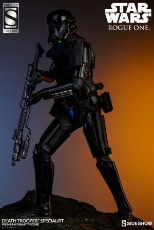 Sideshow Collectibles Star Wars Death Trooper Specialist PF EXCLUSIVE