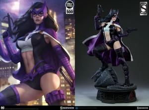 Sideshow Collectibles Huntress DC Comics Premium Format EXCLUSIVE