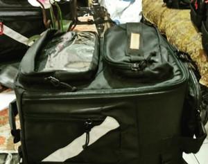Addsbag Tankbag Cube Multifungsi Seatbag Ransel Waterproof Raincover