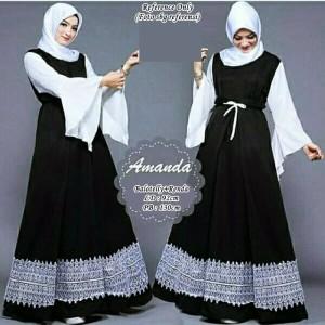 Amanda Dress Black