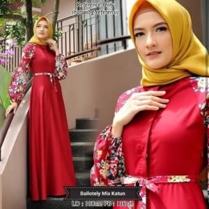 Rafa Dress Red