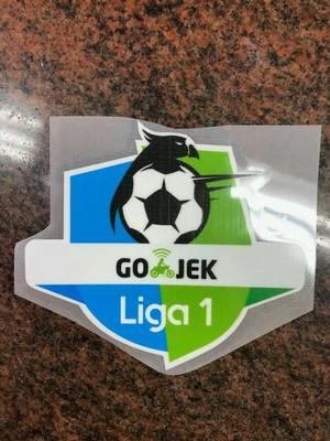 jual patch liga 1 indonesia gojek 2018 2019 kab bogor customid tokopedia patch liga 1 indonesia gojek 2018 2019