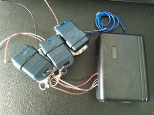 Remote Pagar set dan Receiver