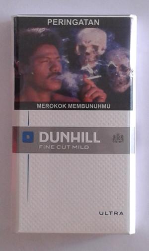Rokok Dunhill Ultra 16