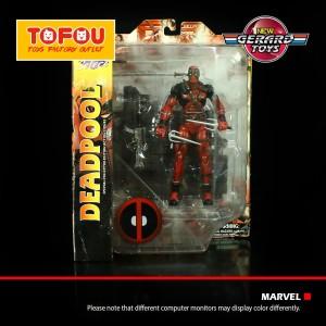 Action Figure Deadpool Marvel Select Murah