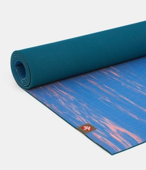 "Manduka eKO Yoga Mat 5MM - Reef 71"" *limited edition*"