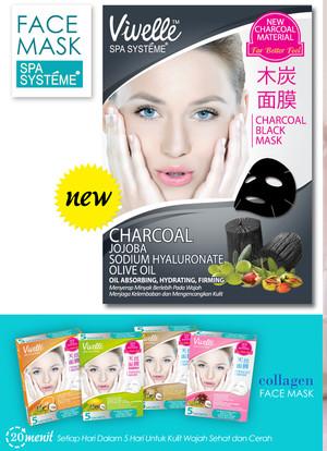 Vivelle Face Mask Package
