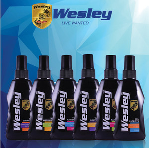 Wesley Body Cologne 120 ml