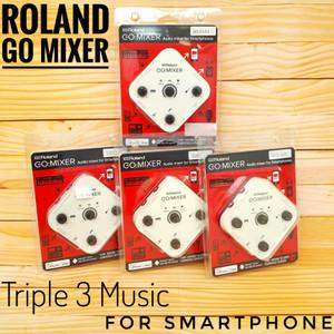 Roland Go Mixer Gomixer Mixer soundcard for smartphone