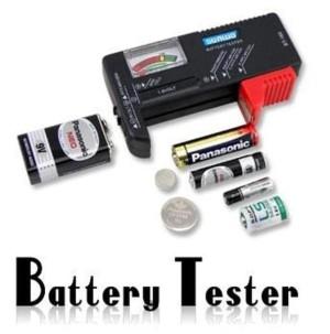 Battery Tester BT-168 Analog Murah