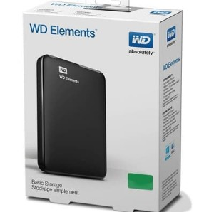 External WD Element 2TB