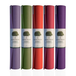 "Jade Harmony Yoga Mat 68"" *10 COLORS AVAILABLE*"