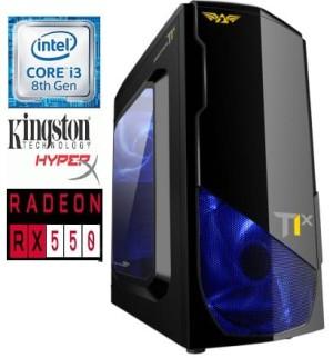 Komputer Gaming Dan Desain Kelas Menengah Intel Generasi 8