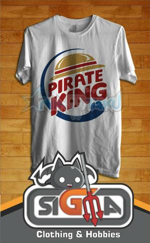 Pirate Burger King Tee