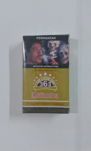 Rokok 363 Sam Liok Sam 12
