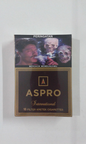 Rokok Aspro 16