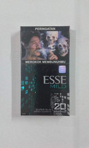 Rokok Esse Mild Menthol 20