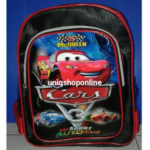 Tas Anak-Anak Motif Cars