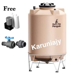 Tangki Air / Toren / Water tank total drain  PENGUIN TD 110 (1000 liter )