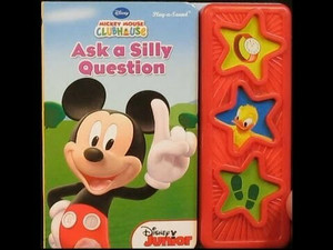 mickey ask silly question book