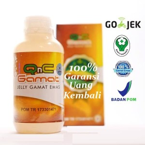 Jelly Gamat QnC 100 % ORIGINAL