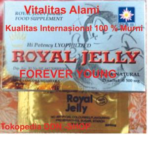 ROYAL JELLY SUPER ASLI 100 %