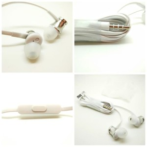 Headset Handsfree Xiaomi Mi Piston Huosai Earphones