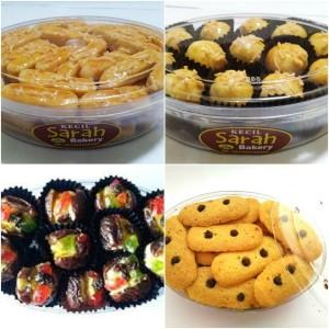 Paket Istimewa Sarah Bakery KECIL, Harga Kecil, Rasa Tetap Lezat