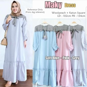 Maky Dress