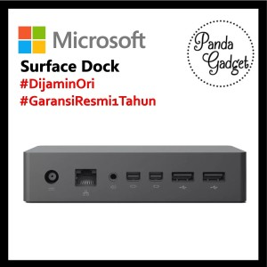 [BEST PRICE] Original Microsoft Surface Dock - Garansi resmi 1 thn