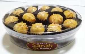 Nastar Keju Wisman Sarah Bakery KECIL, Lezat Banget