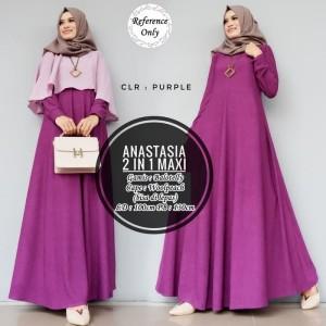 Anastasia 2in1 Maxi Purple