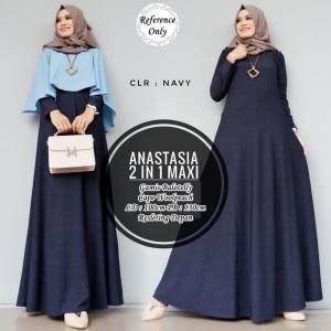 Anastasia 2in1 Maxi Navy