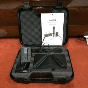 BILLY MUSIK - Microphone Wireless Proel WM202H UHF Single Headset