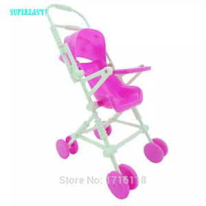 Mainan Stroller Kelly Pink