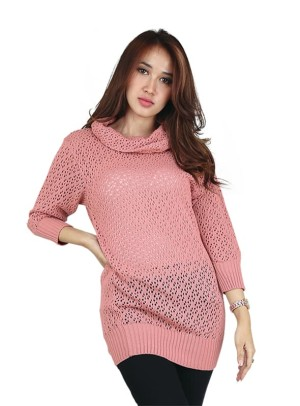 Sweaters Casual Wanita   RZM 105