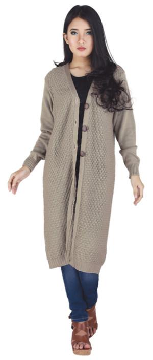 Sweaters Casual Wanita   RZM 095