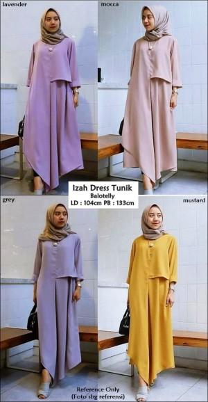 Izah Dress Tunik