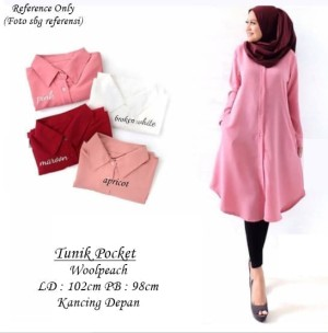 Tunik Pocket